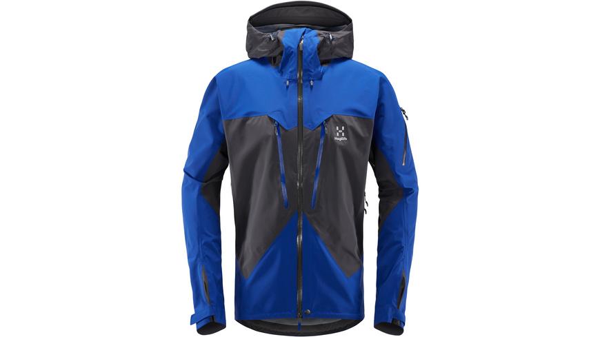 HAGLOeFS - Spitz Jacket Men - Hardshell Regenjacken