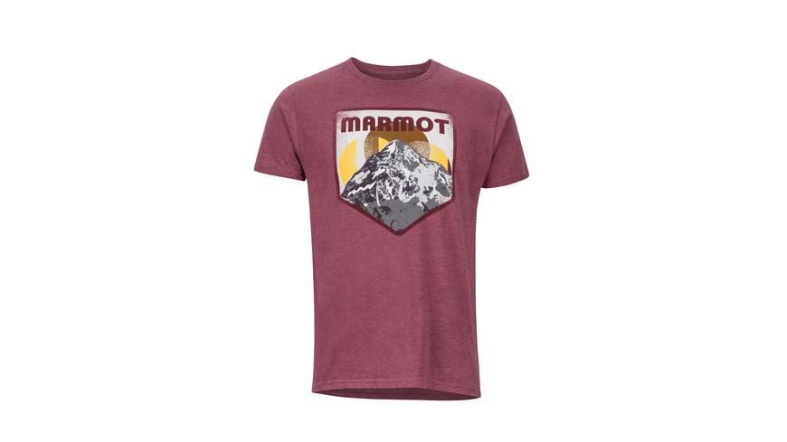 Marmot - Badge Tee SS - Kletteroberteile