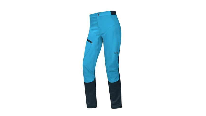 GORE Wear - C5 GWS Trail 2in1 Pants - Velohose