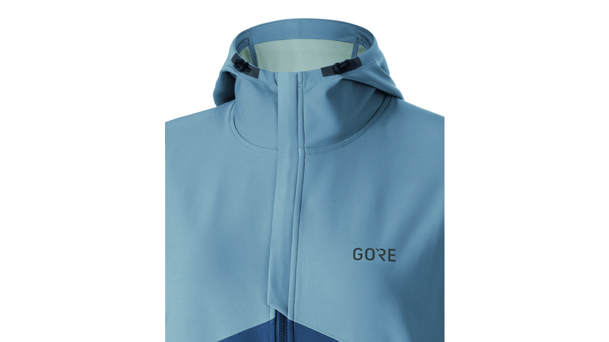 GORE Wear - R3 GWS Hooded Jacket - Velojacke