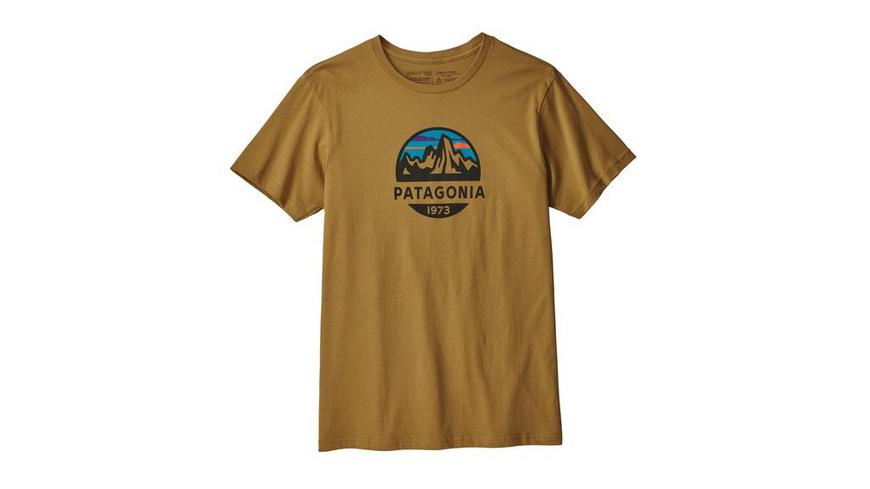Patagonia - Ms Fitz Roy Scope Organic TShirt - Kletteroberteile
