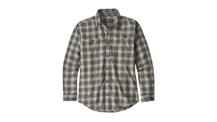 Patagonia - MS LongSleeved Pima Cotton Shirt - Hemden
