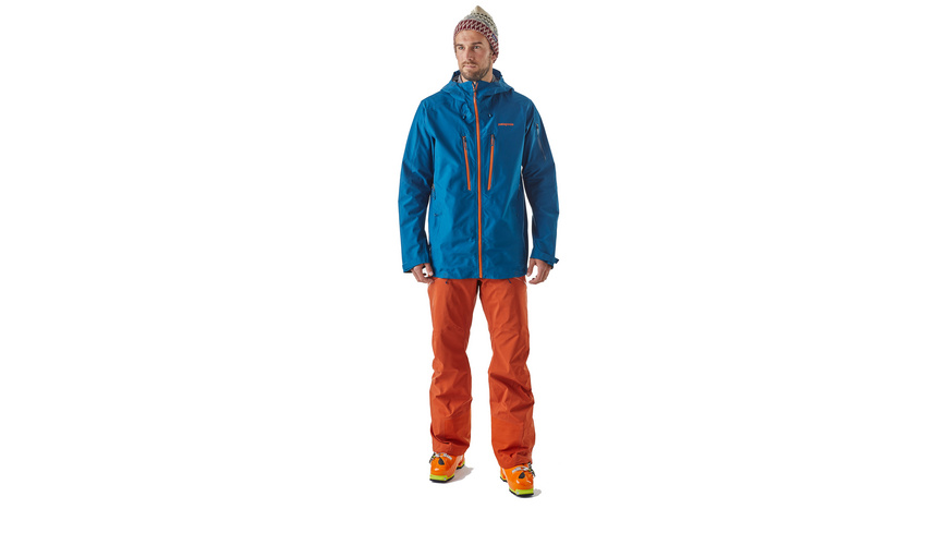 Patagonia - Ms PowSlayer Jacket - Hardshell Regenjacken