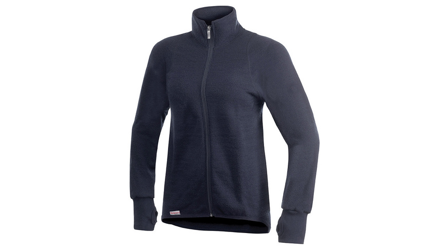 Woolpower - W Full Zip 400 Woolpower - Isolierte Jacken