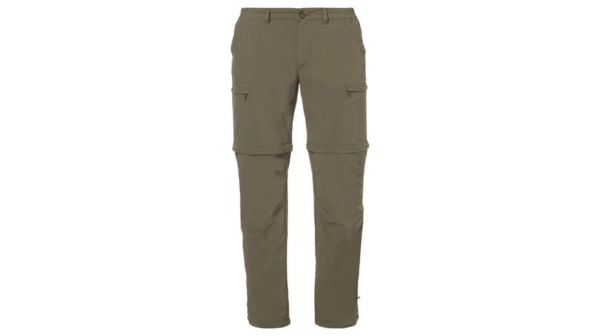 Vaude - Mens Farley ZO Pants IV Short - Trekkinghosen
