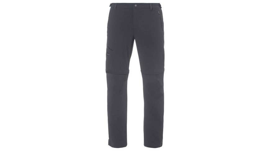 Vaude - Mens Farley Stretch TZip Pants II Short - Trekkinghosen