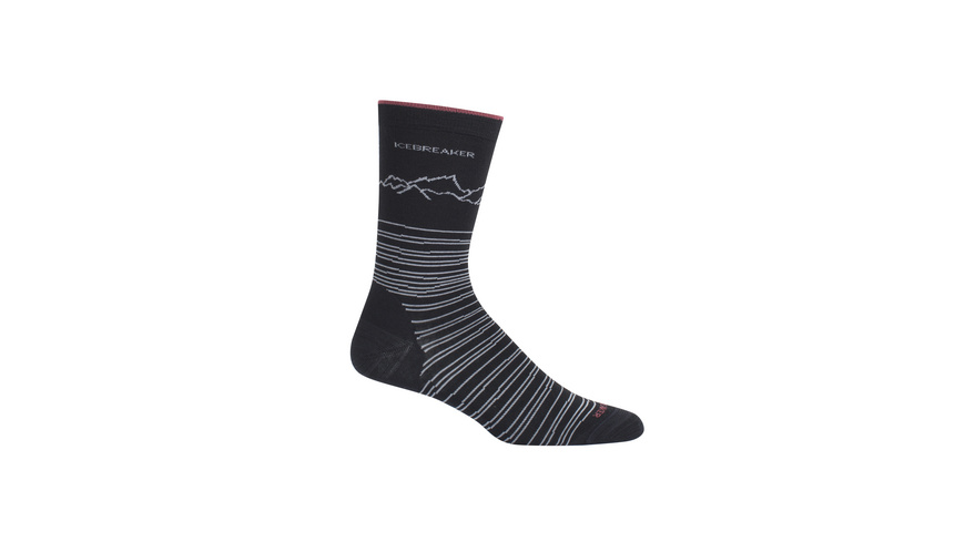 Icebreaker - Lifestyle Crew - Socken