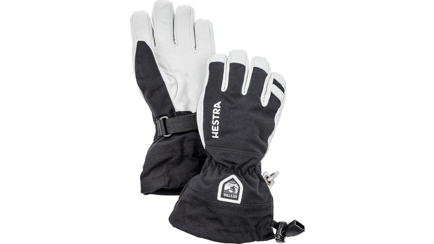 Hestra - Army Leather Heli Ski Jr - Handschuhe