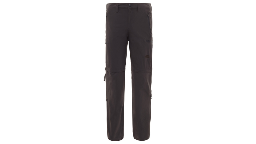 The North Face - Mens Exploration Conv Pant long - Trekkinghosen