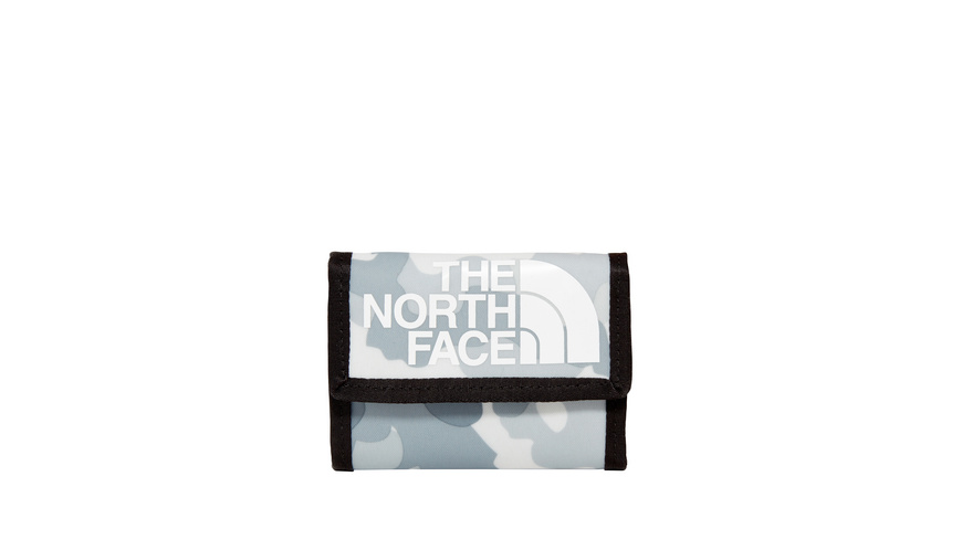 The North Face Base Camp Wallet Geldbeutel British Khaki Weimaraner Brown | One Size