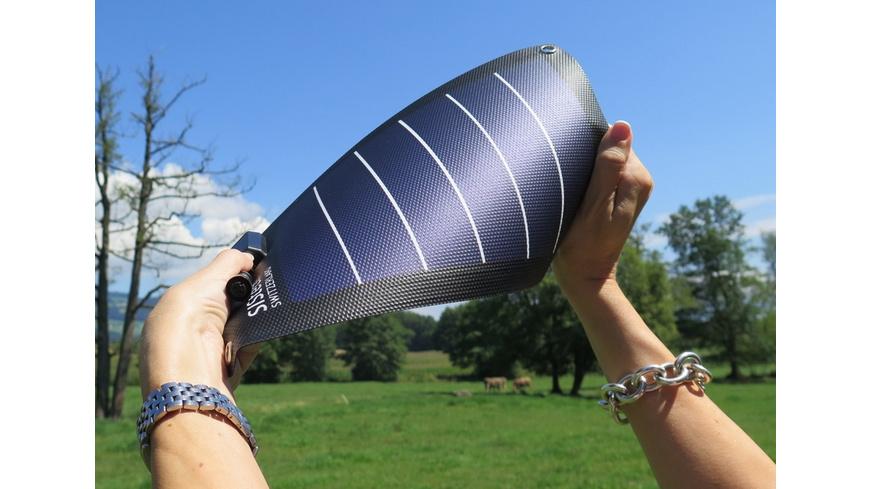 SIStech - Solarcard 5V5W - Ladegeraete