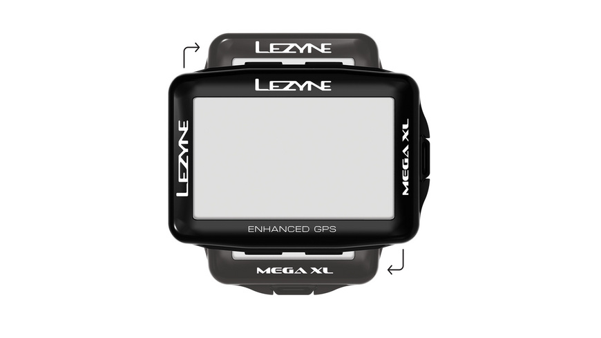 Lezyne - Mega XL GPS - Velocomputer