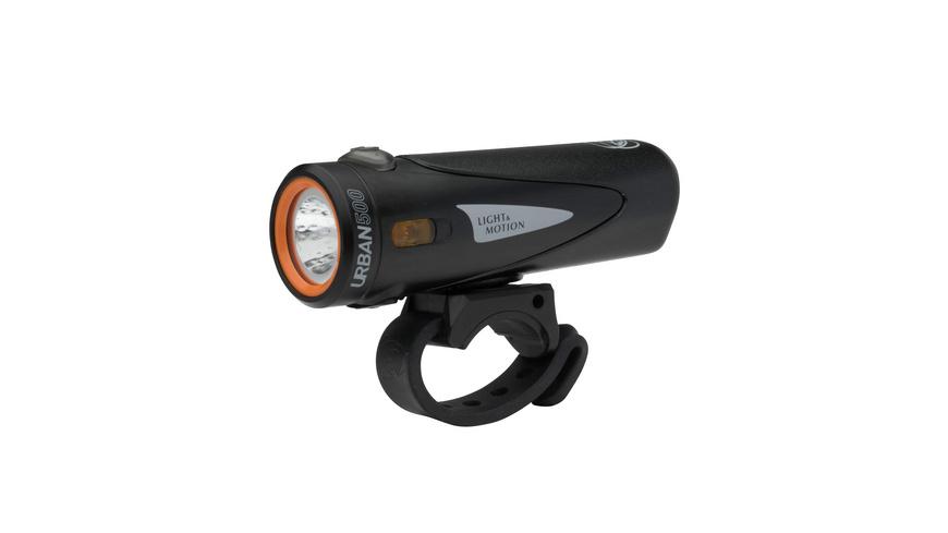 Light Motion - Combo Urban 500 Onyx Vya TL - Velolicht