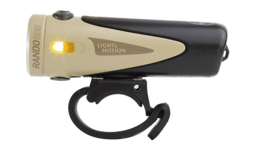 Light Motion - Rando 500 - Velolicht