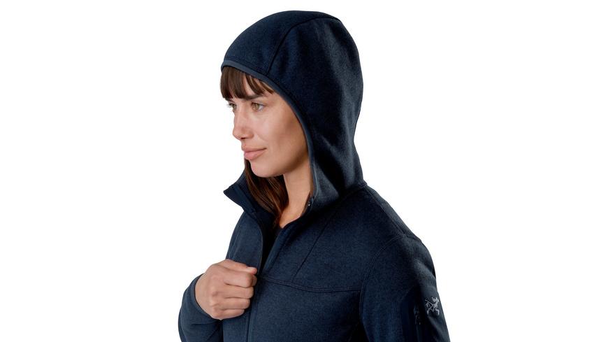 Arcteryx - Covert Hoody Womens - Fleecejacken