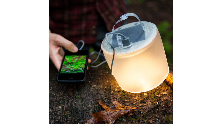 MPowered - Luci Solar Light Lux Pro - Campinglampen Laternen