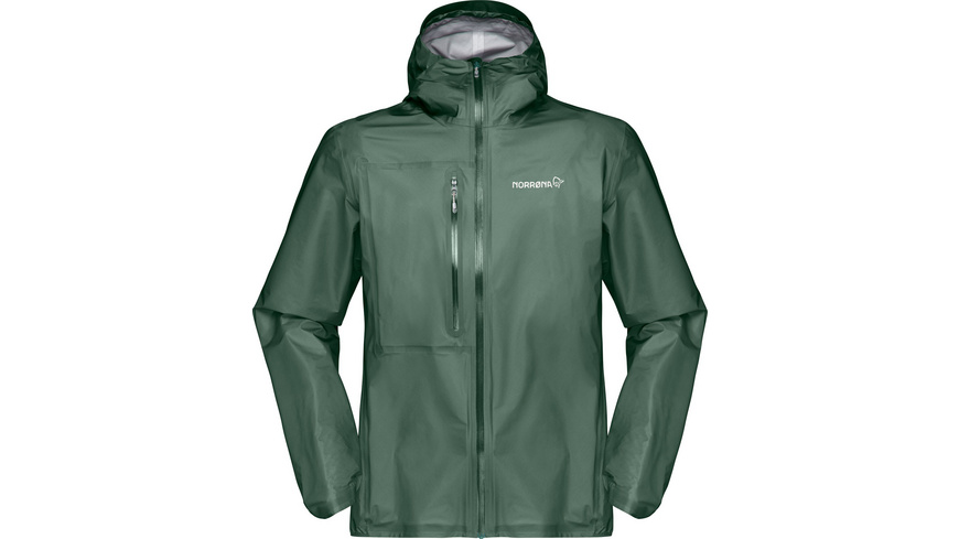 Norrona - Bitihorn Ultra Light Dri3 Jacket M - Hardshell Regenjacken