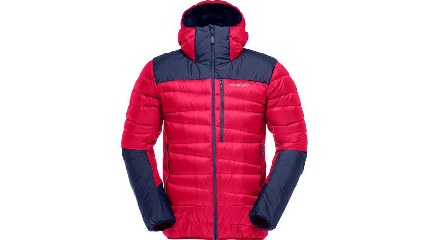 Norrona - Falketind Down750 Hood Jacket M - Isolierte Jacken