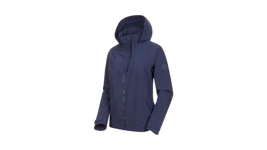 Mammut - Trovat HS Hooded Jacket Women - Hardshell Regenjacken
