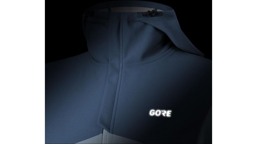 GORE Wear - R3 D GWS Kapuzenjacke - Velojacke