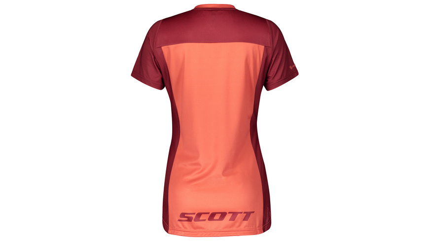 SCOTT - Shirt Ws Trail Vertic SSL - Velotrikot
