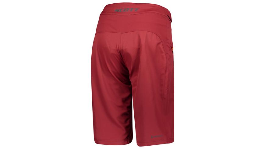 SCOTT - Shorts Ws Trail Vertic WPAD - Velohose