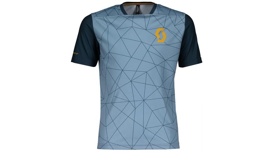 SCOTT - Shirt Jr Trail 10 SSL - Velobekleidung