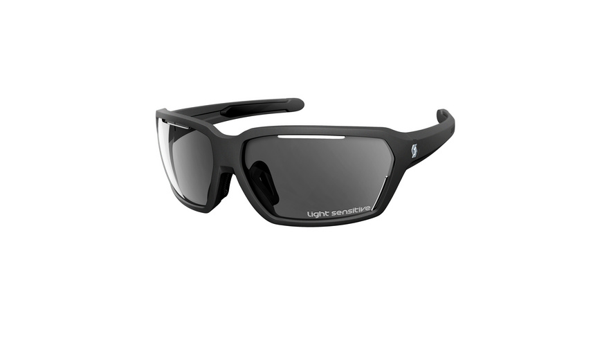 SCOTT - Vector LS Black Matte Grey Light Sensit - Sonnenbrillen