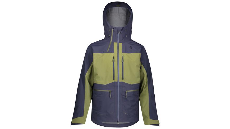 SCOTT - Scott Vertic GTX 3L Jacket - Hardshell Regenjacken