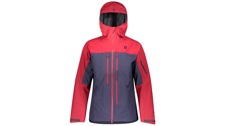SCOTT - Scott Explorair Tour Jacket - Hardshell Regenjacken
