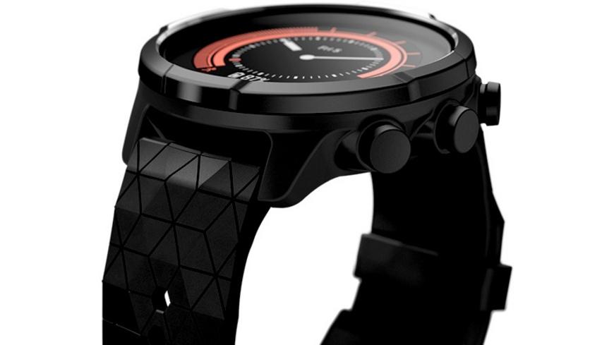 suunto - 9 Baro Titanium - Sportuhren