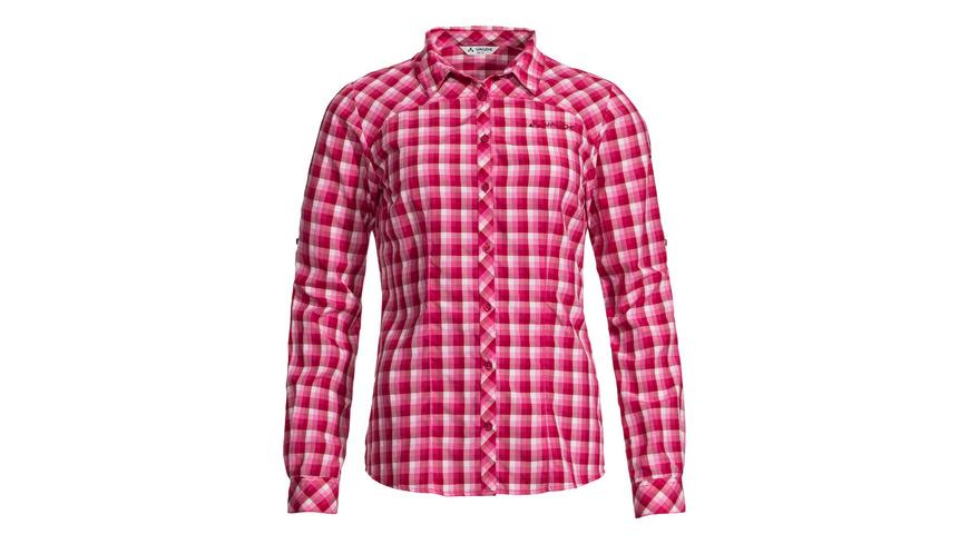 Vaude - Womens Tacun LS Shirt - Blusen