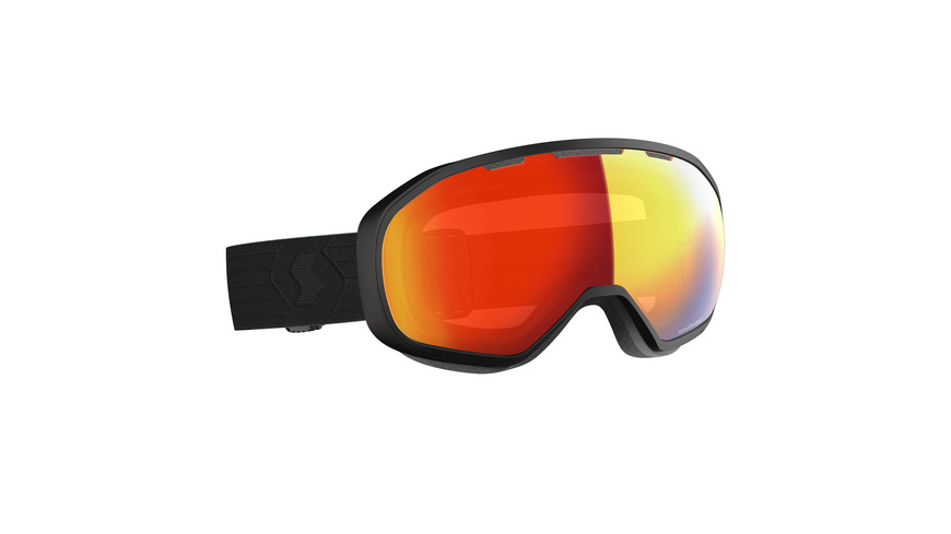 SCOTT - Fix Goggle enhancer red chrome - Skibrillen