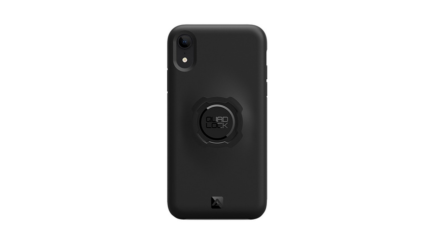 Quad Lock - Case iPhone XR - Velocomputer