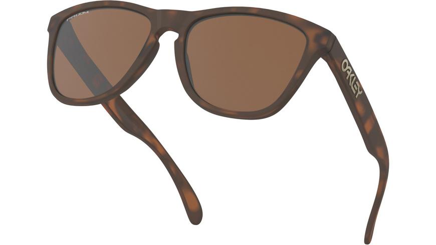 Oakley - Frogskins Prizm Tungsten - Sonnenbrillen
