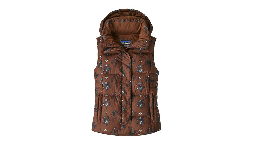 Patagonia - Ws Down With It Vest - Gilets
