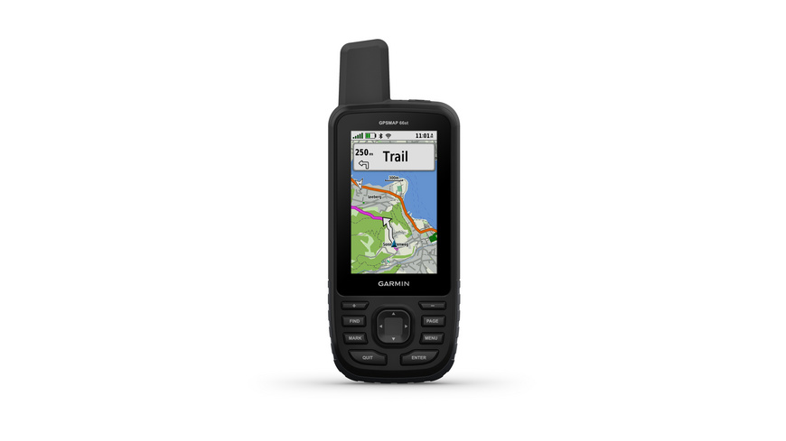 Garmin - GPSMAP 66st Topo Active Europe - GPS