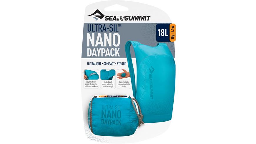 Sea to Summit - UltraSil Nano Daypack - Rucksaecke