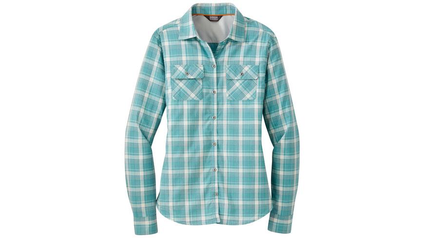 Outdoor Research - Passage LS Shirt - Blusen