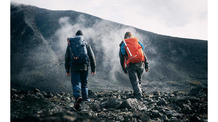 Fjaellraeven - Bergtagen 38 ML - Wander Trekkingrucksaecke
