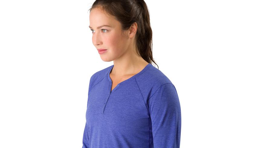 Arcteryx - Kadem Top LS Womens - Langarmshirts