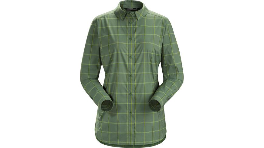 Arcteryx - Riel Shirt LS Womens - Oberteile