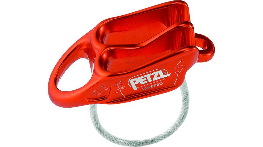 Petzl - Reverso - Sicherungsgeraete