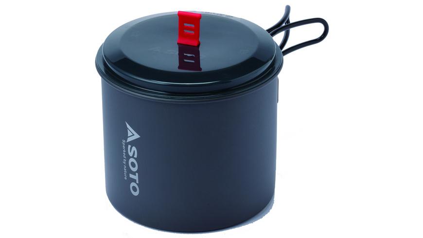 Soto - New River Pot - Pfannen Toepfe