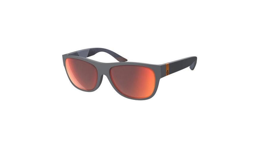 SCOTT - Lyric GreyOrange Red Chrome - Sonnenbrillen