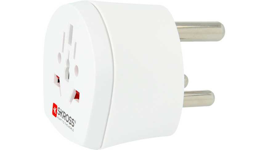 Skross - Country Adapter World to South Africa - Reiseadapter