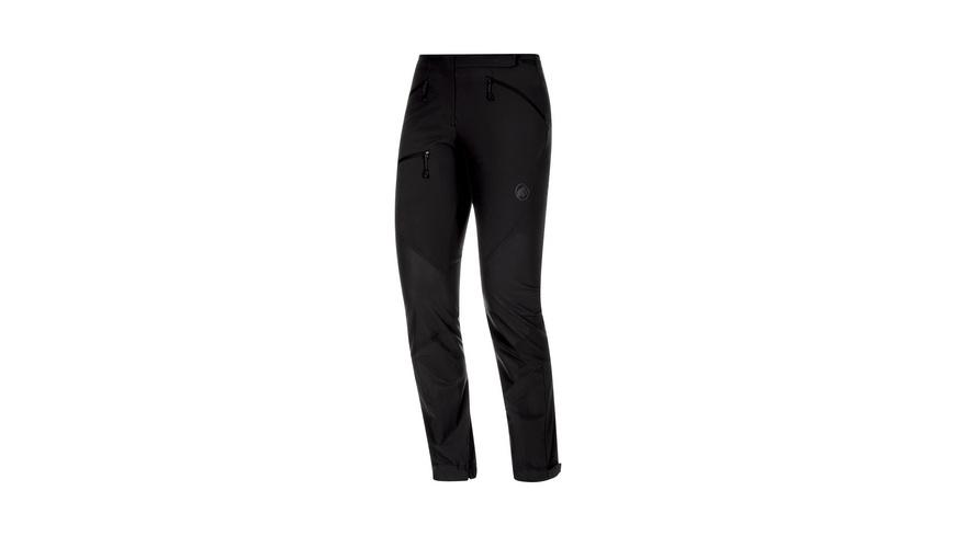 Mammut - Courmayeur SO Pants Women Short - Softshellhosen