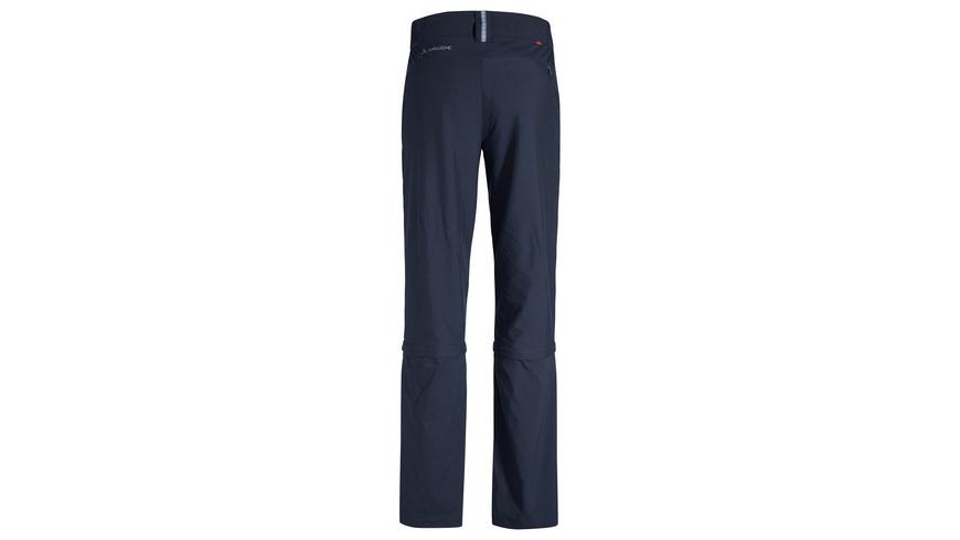 Vaude - Womens Skomer Capri ZO Pants II - Trekkinghosen