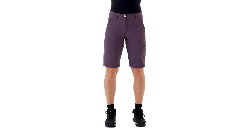 Mammut - Runbold Zip Off Pants Women - Trekkinghosen