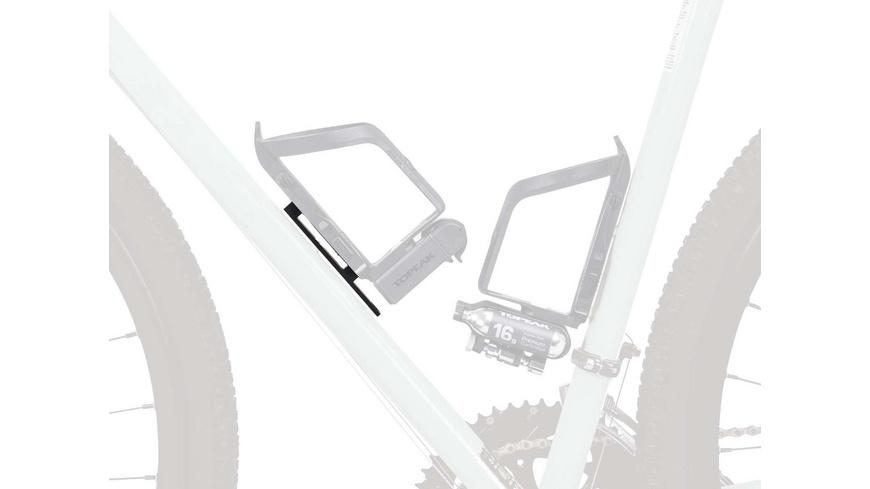 Topeak - AltPosition Cage Mount Adapter - Bidons Bidonhalter